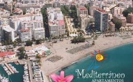 Oferta Viaje Hotel Hotel Mediterraneo Apartamentos en Marbella