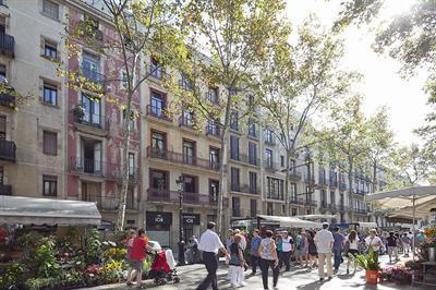 Oferta Viaje Hotel Hotel AH Ramblas108 en Barcelona