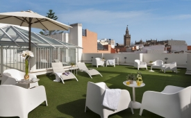 Oferta Viaje Hotel Hotel Suites Sevilla Plaza Apartamentos en Sevilla