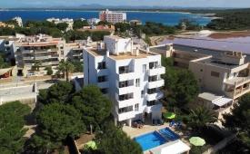 Oferta Viaje Hotel Hotel Andreas Apartamentos en Colònia Sant Jordi