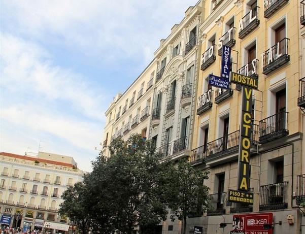 Oferta Viaje Hotel Hotel Hostal Victoria II en Madrid
