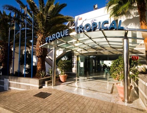 Oferta Viaje Hotel Hotel Apartamentos Parque Tropical en Tías