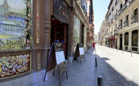 Oferta Viaje Hotel Hotel Hostal Prado en Madrid
