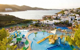 Oferta Viaje Hotel Hotel Aparthotel Carema Club Playa en Es Mercadal