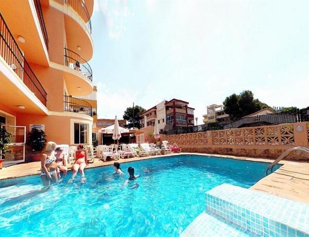 Oferta Viaje Hotel Hotel Martinez Apartments en Palmanova