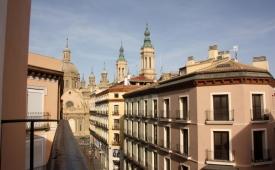 Oferta Viaje Hotel Hotel Apartamentos El Pilar Suites 3000 en Zaragoza