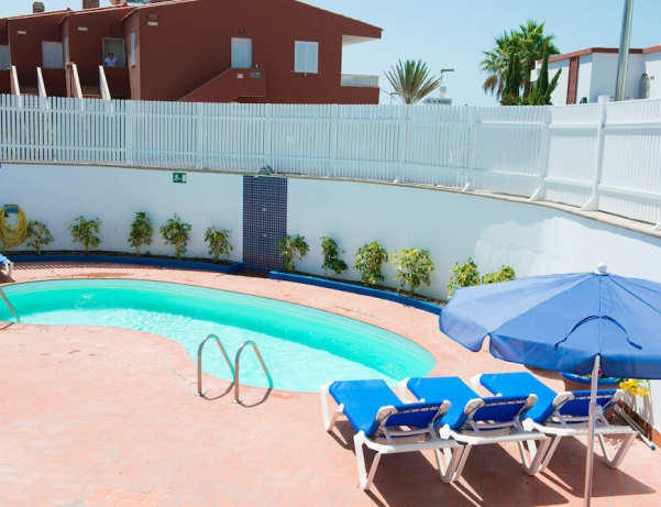 Oferta Viaje Hotel Hotel Apartamentos Caribe II en San Fernando de Maspalomas