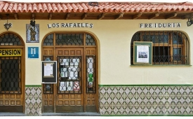 Oferta Viaje Hotel Hotel Hostal El Peine en Torrejón de Ardoz