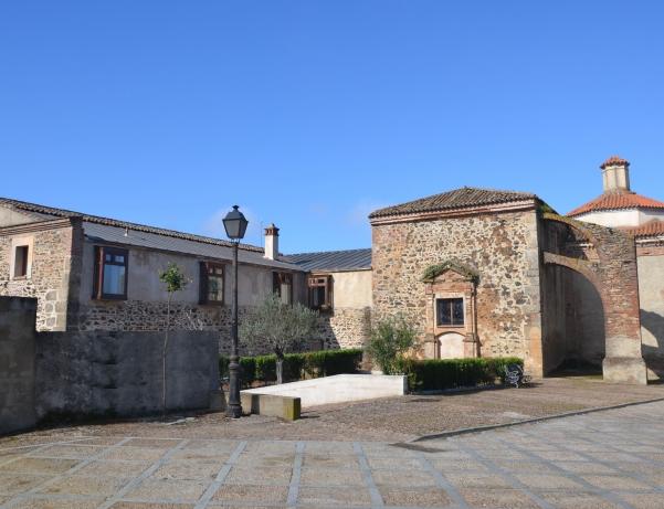 Oferta Viaje Hotel Hotel Convento San Diego en Fuentes de León