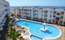 Oferta Viaje Hotel Hotel Aparthotel Tropical Garden - Adults Only en Eivissa