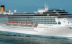 Oferta Viaje Hotel Crucero Costa Mediterranea