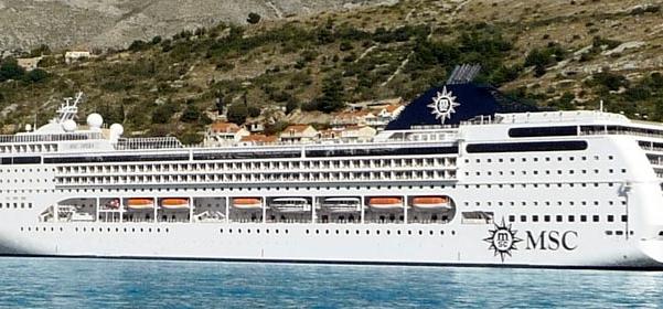 Oferta Viaje Hotel Crucero MSC Opera