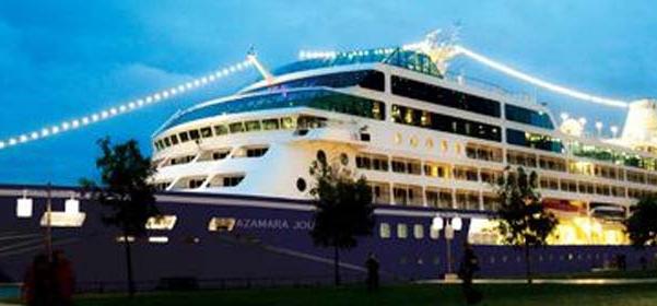 Oferta Viaje Hotel Crucero Azamara Journey