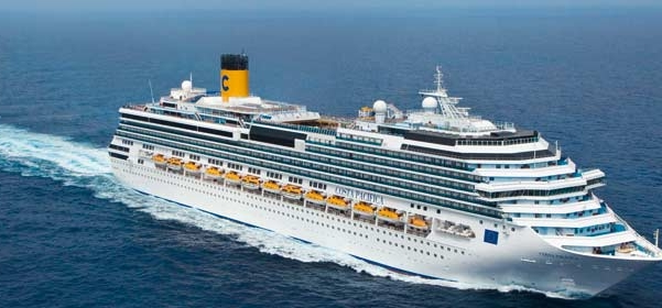 Oferta Viaje Hotel Crucero Costa Pacifica
