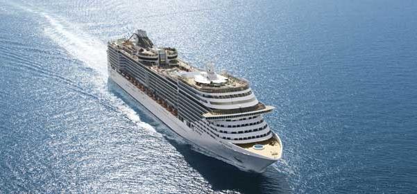 Oferta Viaje Hotel Crucero MSC Fantasia