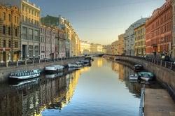 Oferta Viaje Hotel Viaje Rusia para Dos - Especial Novios