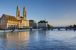 Oferta Viaje Hotel Viaje Suiza desde Madrid - Puente de la Constitución