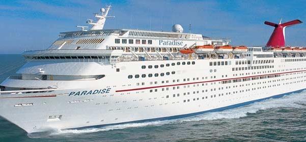 Oferta Viaje Hotel Crucero Carnival Paradise