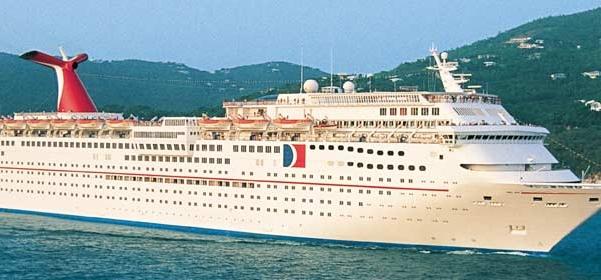 Oferta Viaje Hotel Crucero Carnival Sensation