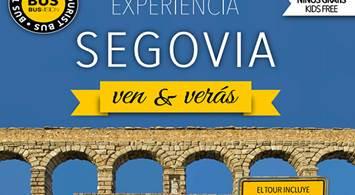 Oferta Viaje Hotel Segovia Experiencia