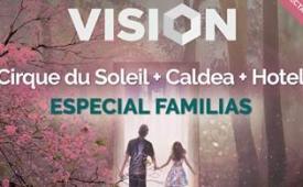 Oferta Viaje Hotel Cirque du Soleil + Caldea + Hotel - Especial Familias