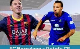 Oferta Viaje Hotel FC Barcelona - Getafe CF