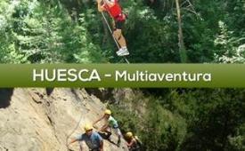 Oferta Viaje Hotel Huesca - Multiaventura
