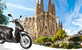 Oferta Viaje Hotel Alquila una moto en Barcelona