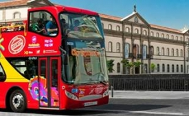 Oferta Viaje Hotel Bus turístico Santa Cruz de Tenerife - City Sightseeing Tour