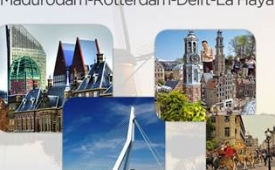 Oferta Viaje Hotel Gran Tour de Holanda