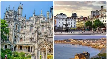 Oferta Viaje Hotel Lisboa, Sintra y Cascais