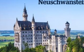 Oferta Viaje Hotel Visita dia entero Neuschwanstein