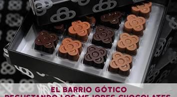 Oferta Viaje Hotel El Barrio Gótico - Degustando los Mejores Chocolates