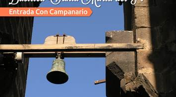 Oferta Viaje Hotel Basílica Santa María del Pi - Entrada + Subida al Campanario