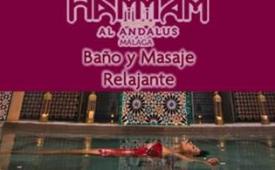Oferta Viaje Hotel Hammam Al Ándalus Málaga - Baño y Masaje Relajante