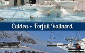 Oferta Viaje Hotel Caldea + Forfait Vallnord