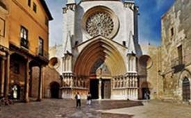 Oferta Viaje Hotel Entrada Catedral de Tarragona