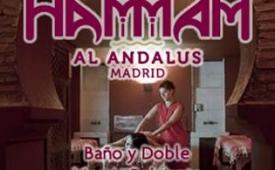 Oferta Viaje Hotel Hammam Al Ándalus Madrid - Baño y Doble Masaje Relajante