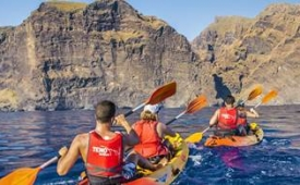 Oferta Viaje Hotel Avistamiento Cetáceos + Kayak Masca