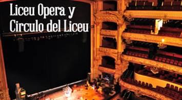 Oferta Viaje Hotel Visita Guiada Liceu Opera + Círculo del Liceu