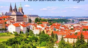 Oferta Viaje Hotel Panorámica de Praga