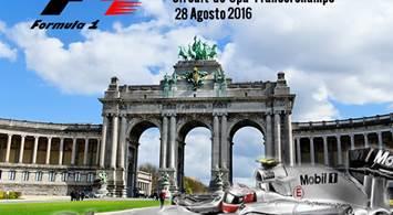 Oferta Viaje Hotel Gran Premio Fórmula 1 de Bégica