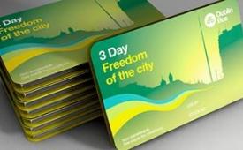 Oferta Viaje Hotel Dublin Freedom Ticket