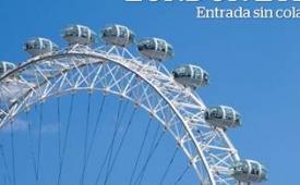 Oferta Viaje Hotel London eye - Entrada sin colas, Fast Track