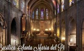 Oferta Viaje Hotel Basílica Santa María del Pi - Entrada Sin Campanario