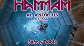 Oferta Viaje Hotel Hammam Al Ándalus - Baño y Doble Masaje Relajante
