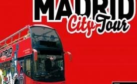 Oferta Viaje Hotel Bus Descubierto Madrid