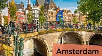 Oferta Viaje Hotel Amsterdam City Tour