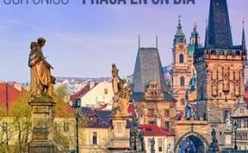 Oferta Viaje Hotel Tour único - Praga en un día