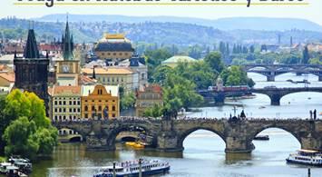 Oferta Viaje Hotel Praga en Autobus Turístico y Barco